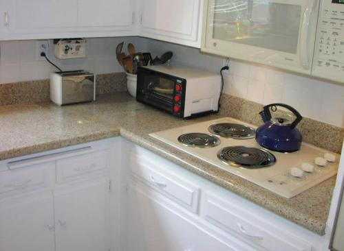 Prefab granite tops