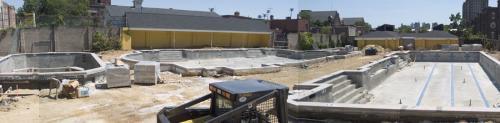 Penn Univ community  swim complex